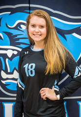 East Coast Volleyball Academy 2019:   Caroline Richardson (Caroline)