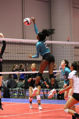 East Coast Volleyball Academy 2019:   Jayda Hunter